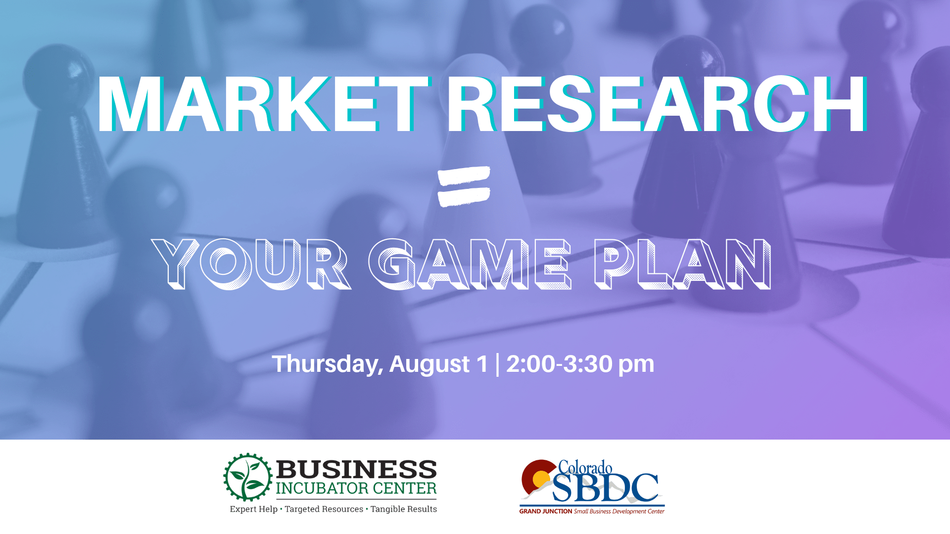 Market Research = Your Game Plan