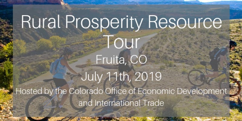 Rural Prosperity Resource Tour